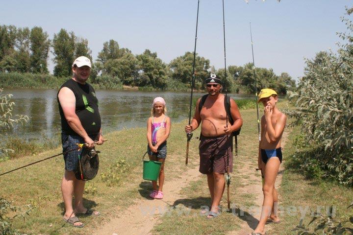 места для рыбалки в астраханской области